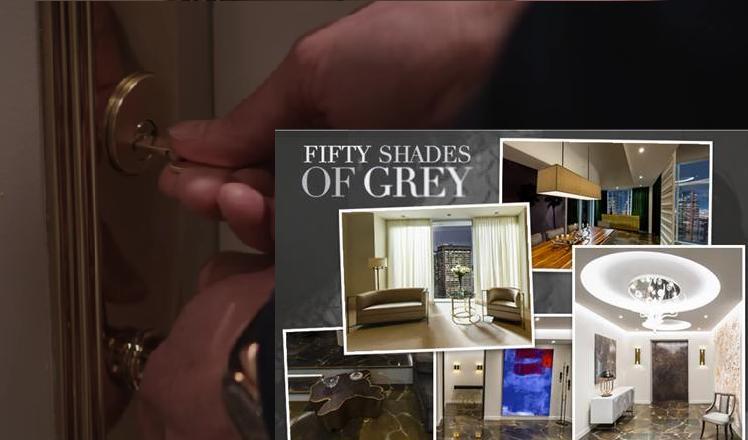 playroom 50 shades of grey