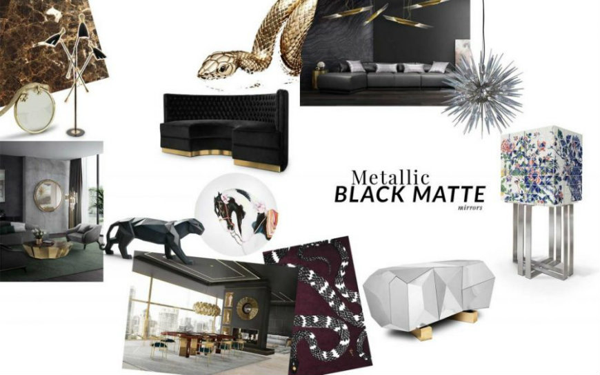 Metallic Black Matte is the new trend you will want to follow