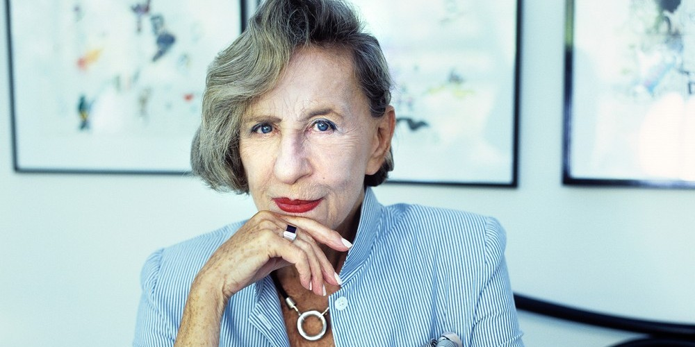 Interior and Product Designer Andrée Putman the woman before the myth