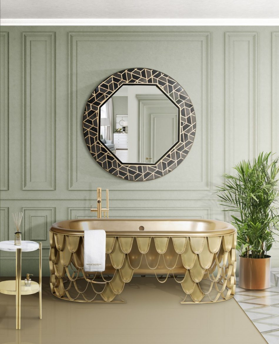 Maison Valentina bathroom design