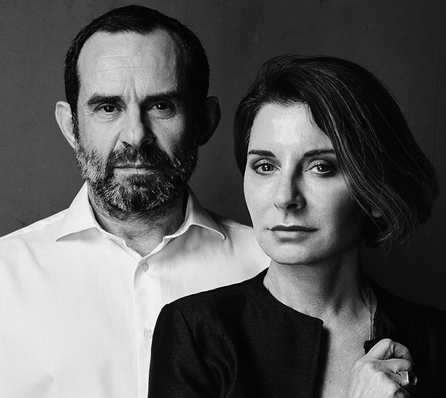 Greatest Design teams in Italy: Ludovica+Roberto Palomba