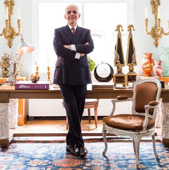 Get to Know Robert Couturier Creative Mind in Interior Design