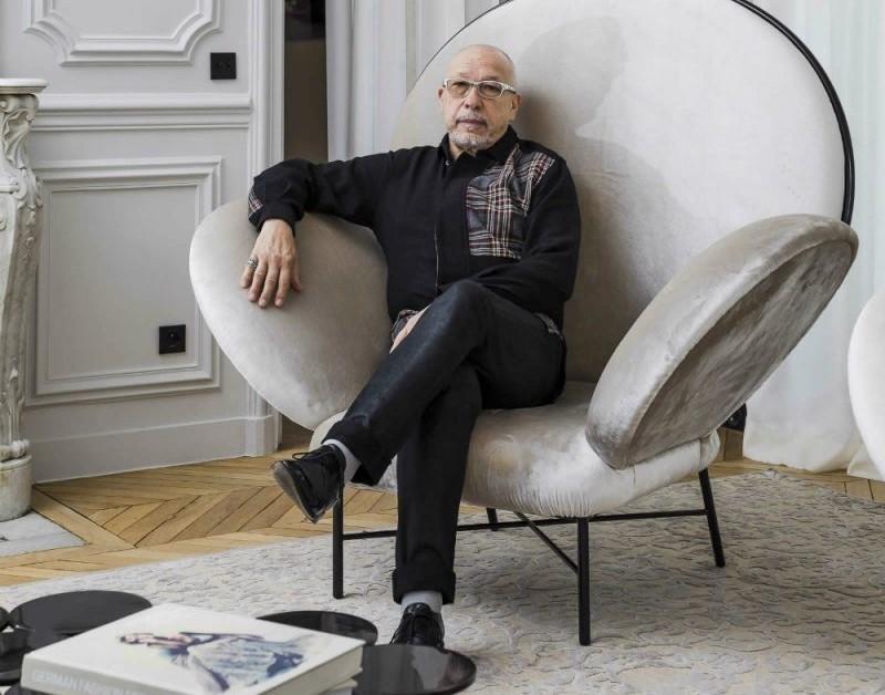 Luxury Interior Design by Gerard Faivre